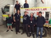 August 2016 visit to TRVBFB from Cambridge Scout group